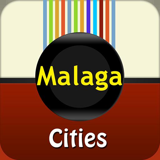 Malaga Offline Travel Guide LOGO-APP點子