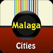 Malaga Offline Travel Guide