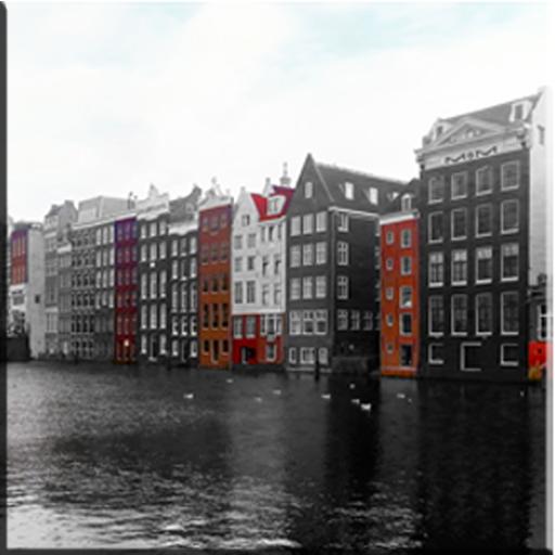 Amsterdam Wallpaper LOGO-APP點子