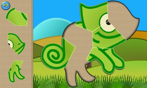 Dino Puzzle - Dinosaur Games for Kids and Toddlers 2.0.9 screenshots 2