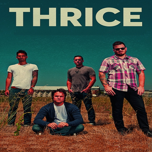 Thrice Released LOGO-APP點子