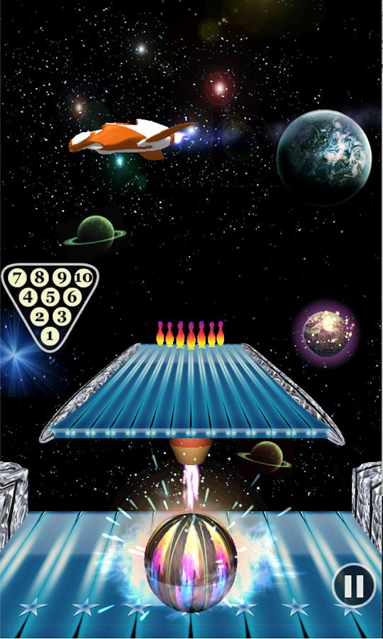 Bowling Paradise Pro FREE- screenshot