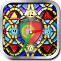 Portugal's Clock icon