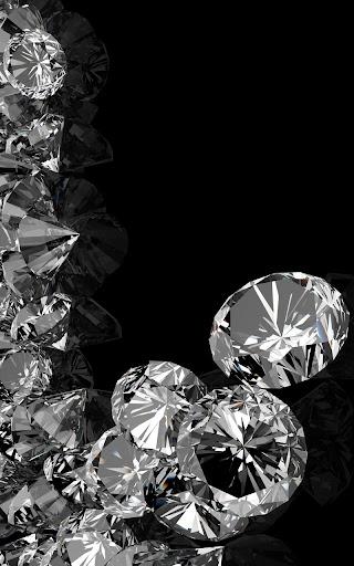 Diamonds Live Wallpaper  screenshots 4