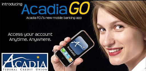 Acadia Federal Credit Union >> Acadiago Apps On Google Play