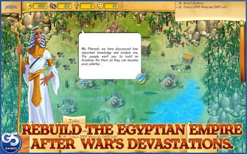 Fate of the Pharaoh - screenshot thumbnail
