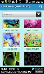 FunForMobile Ringtones & Chat- screenshot thumbnail
