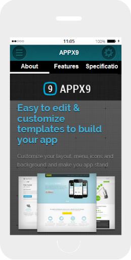 Appx9 App's Demo