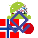 Japanese Norwegian Dictionary icon