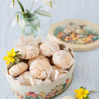 Orange-Coconut Cream Cheese Cookies.