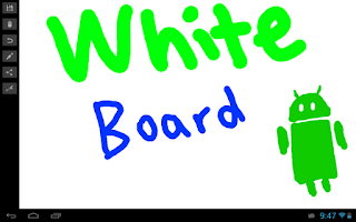 Screenshot of Whiteboard