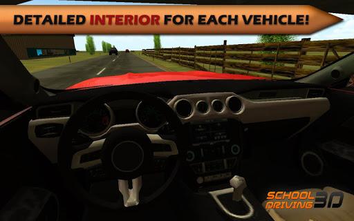 School Driving 3D 2.1 Screenshots 4