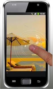 Beach Sea Sunset livewallpaper- screenshot thumbnail