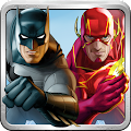 Batman & The Flash: Hero Run APK for Bluestacks