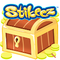 Stikeez Treasure Hunt icon