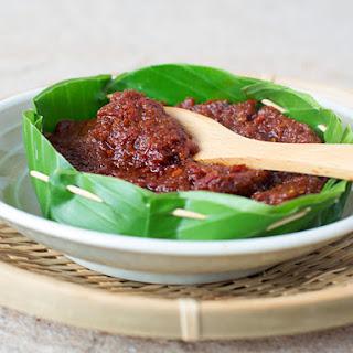 Sambal Tumis (Fried Chilli Paste)