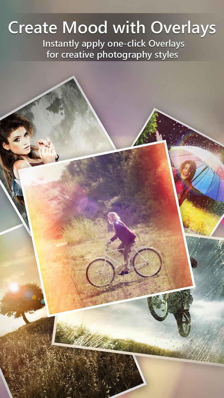 PhotoDirector Photo Editor App Screenshot 8