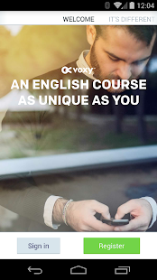 Learn English - Voxy - screenshot thumbnail