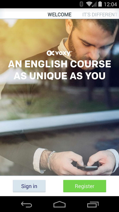 Learn English - Voxy - screenshot