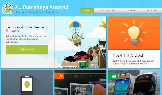 XL Rumahnya Android - screenshot