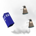 Doctor Who - Tardis Tap Flap icon