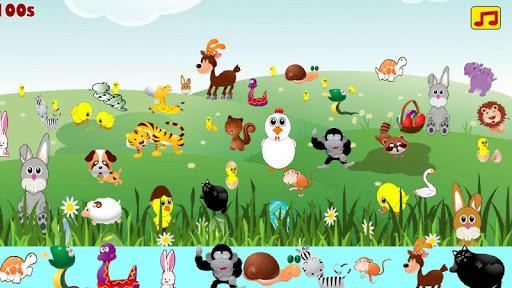 揭秘动物为孩子