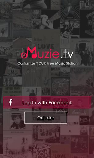 Muzie.tv-最棒的Youtube音樂撥放器