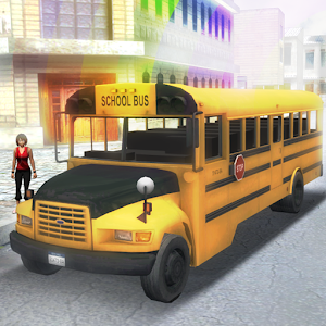 City School Bus Driver 3D for PC and MAC