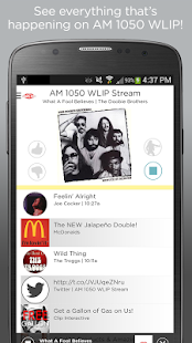 AM 1050 WLIP- screenshot thumbnail