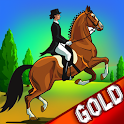 Horse Race Riding Agility  +