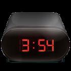 Bedside digital clock: Digirel icon