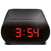 Bedside digital clock: Digirel