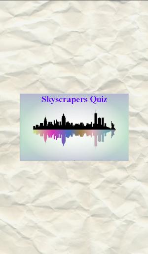 Skyscraper City Game