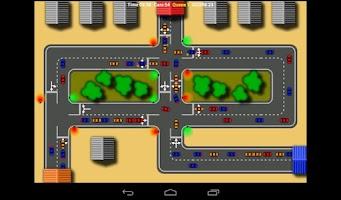 Screenshot of Traffic Jam Controller