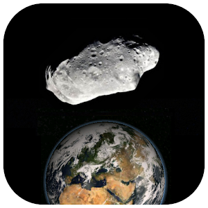 asteroid simulation maps - photo #41