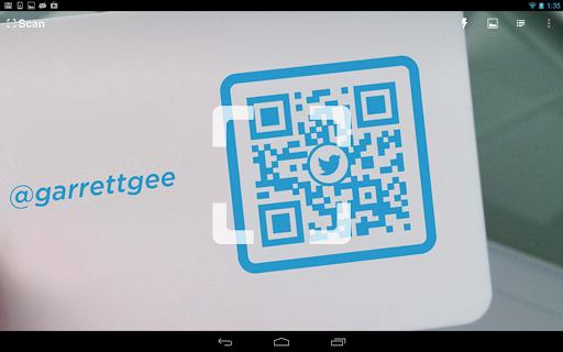 Screenshot for QR Code Reader in Hong Kong Play Store
