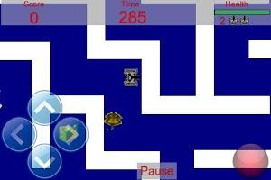 Screenshot of Rats of the Maze
