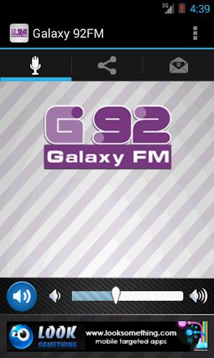 Galaxy 92FM