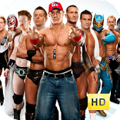 Wrestling Stars HD Wallpaper