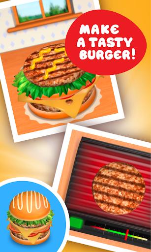 Burger Deluxe - Cooking Games  screenshots 2