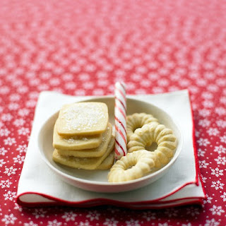 Icebox Butter Cookies.