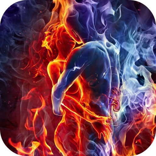 Ice And Fire Live Wallpaper