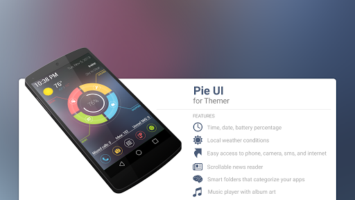 PIE UI Theme
