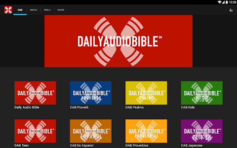 Daily Audio Bible v3.0.1
