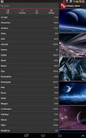 Screenshot of Full HD Backgrounds