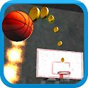 Coin Swish Basketball icon