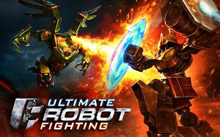 Ultimate Robot Fighting 1.0.79 screenshot 18074