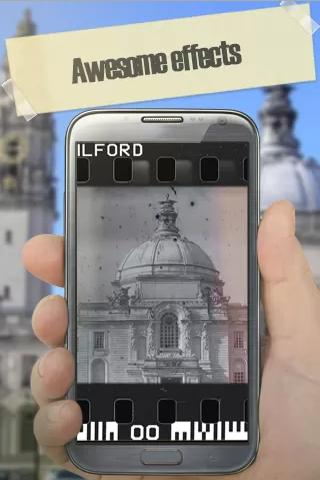 Vintage Camera for Instagram
