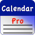 Calendar Pro/en – test version logo