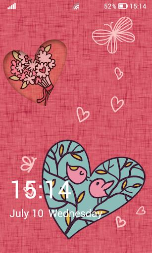 玩個人化App|WP8桌面主题:爱情免費|APP試玩